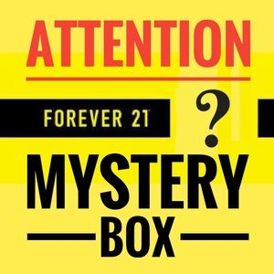 Forever 21 Mystery Box